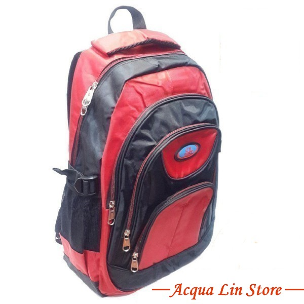 CT 1003 Unisex Sport Backpack, Red Color