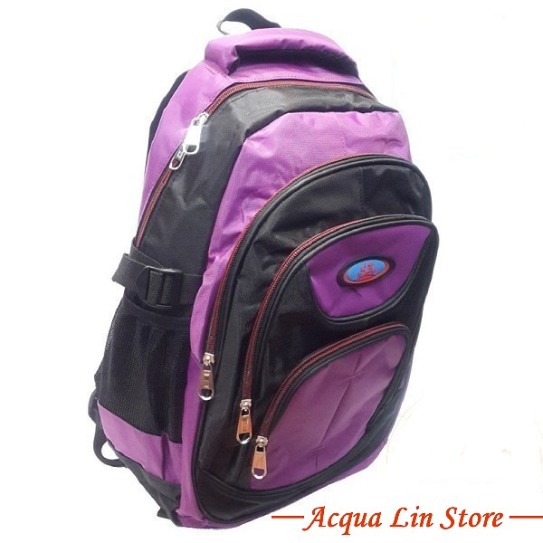 CT 1003 Unisex Sport Backpack, Violet Color