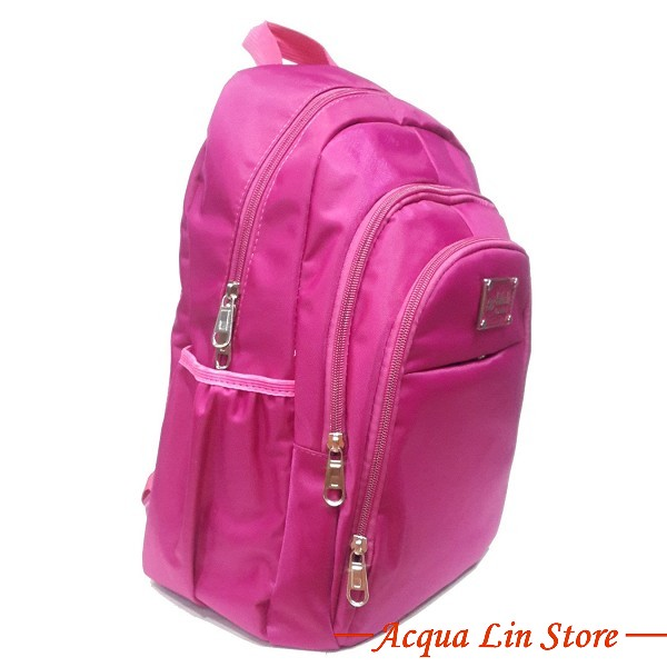 Bikeli 265 Lady Travel Backpack,Pink Color