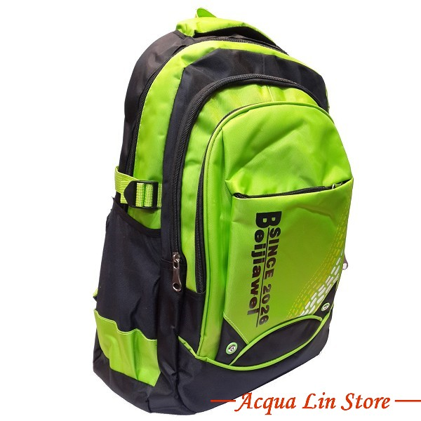 CT 8001 Sports Travel Leisure Backpack, Green Color