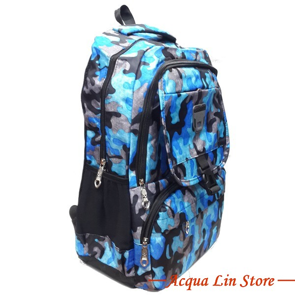 Item 8793 Sport Backpack, Color Skyblue