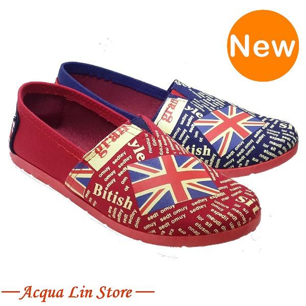 Women's flat sole casual shoes #M3-8