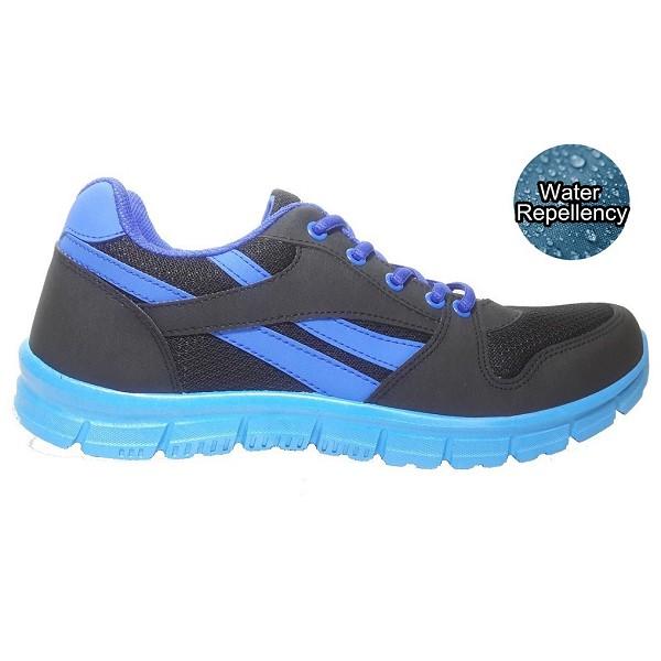 Rubber Shoe, item 177BLU, Made in Taiwan