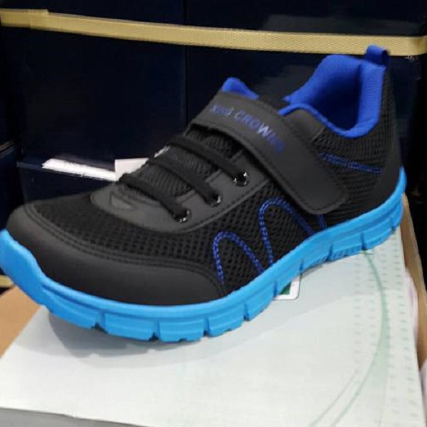 Rubber Shoe, item 6499BLK, Made in Taiwan
