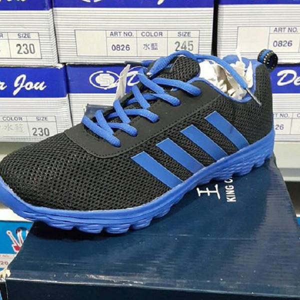 Rubber Shoe, item 6719BLU, Made in Taiwan