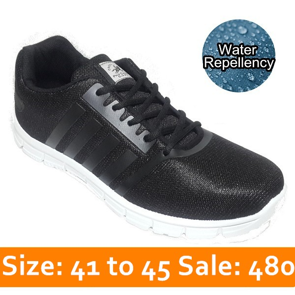Rubber Shoe, item 8136BLK, Made in Taiwan