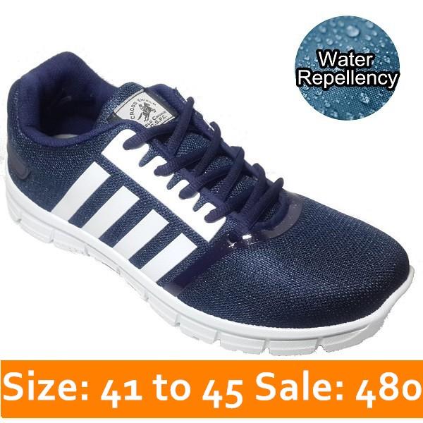 Rubber Shoe, item 8136BLU, Made in Taiwan